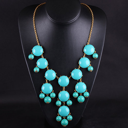 Chunky Circles Necklace