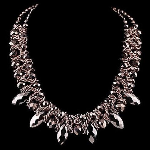 Bronze Beauty Necklace