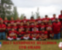SAFL 2017 5th Sandpoint Bulldogs