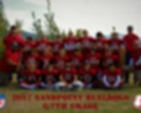 SAFL 2017 6/7 Sandpoint Bulldogs