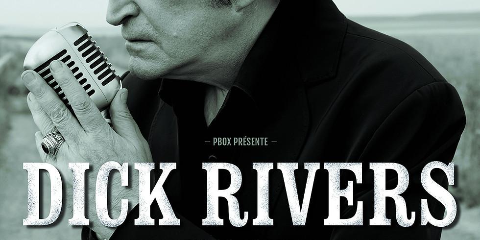 Dick Rivers en concert à Nice, Lone Redneck en première partie