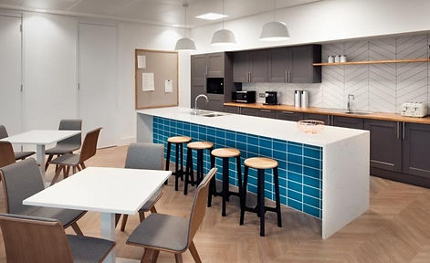 Office kitchenette