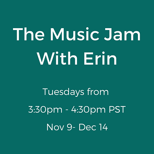 The Music Jam With Erin