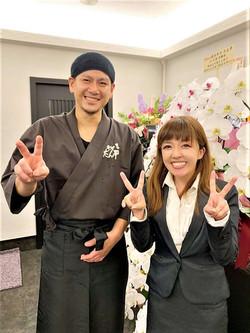 元ソフトバンクホークス選手の小斉さんのお店☆牛やたん平博多店がオープンしました!!