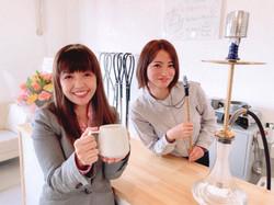 シーシャカフェRonRonが福岡市中央区今泉にオープン!しました♬