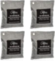 Bamboo Charcoal Air Purifying Bag (4 Pack), 200g Natural Air Purifying Bags, Activated Charcoal Odor Eliminators, Car Air Purifier, Closet Freshener, Home Air Purifier, Odor Eliminating Charcoal Bags            81TeJ-nysZL._AC_SL1500_.jpg