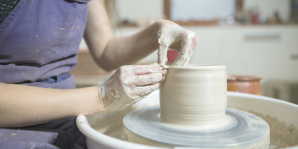 Pottery Friday 12 noon 9/11