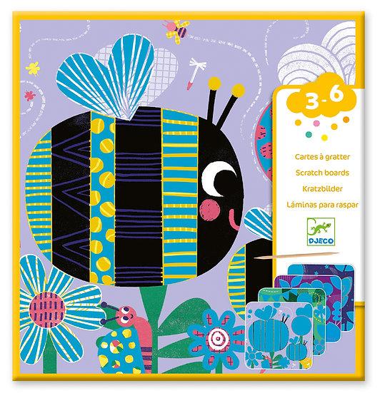 Bugs Scratch Cards