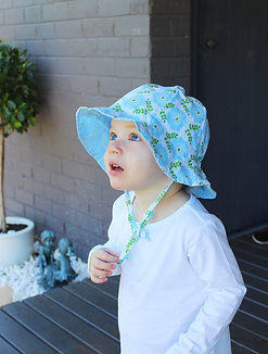 Spearmint Bucket Hat