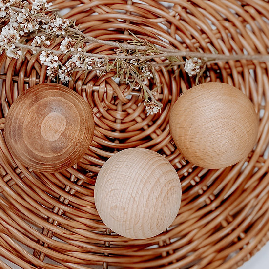 Beechwood Balls