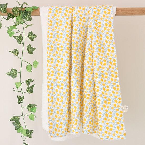 Honey Lemon Blanket