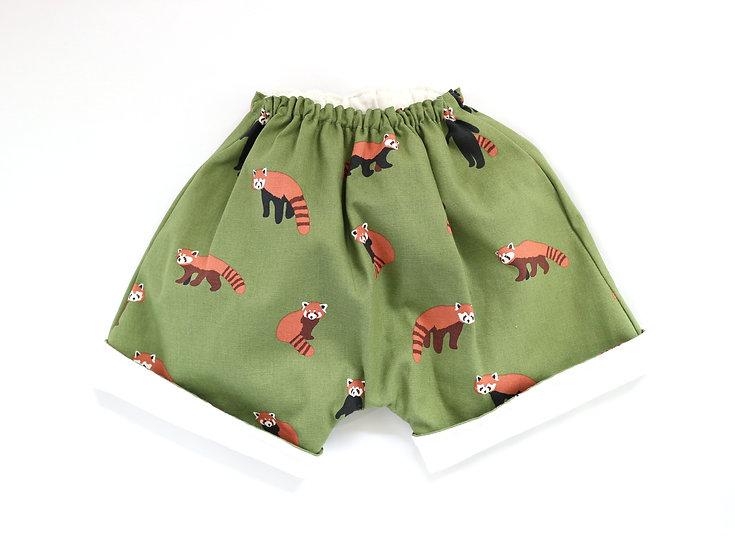 Raccoon Shorts