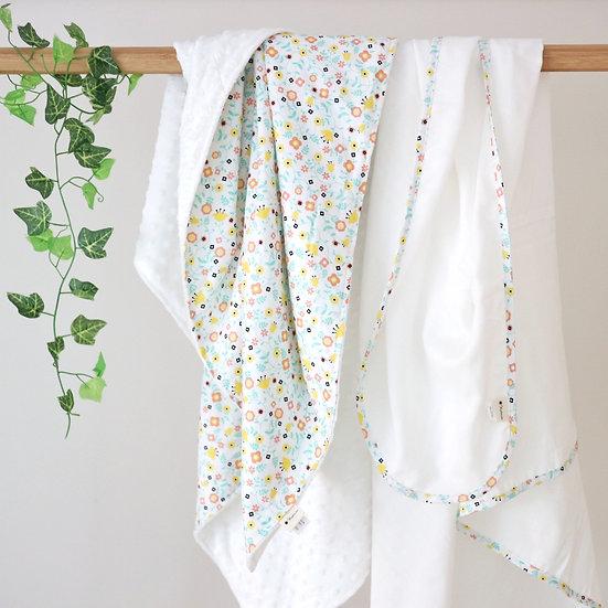 Lemon Tree Blanket + Wrap