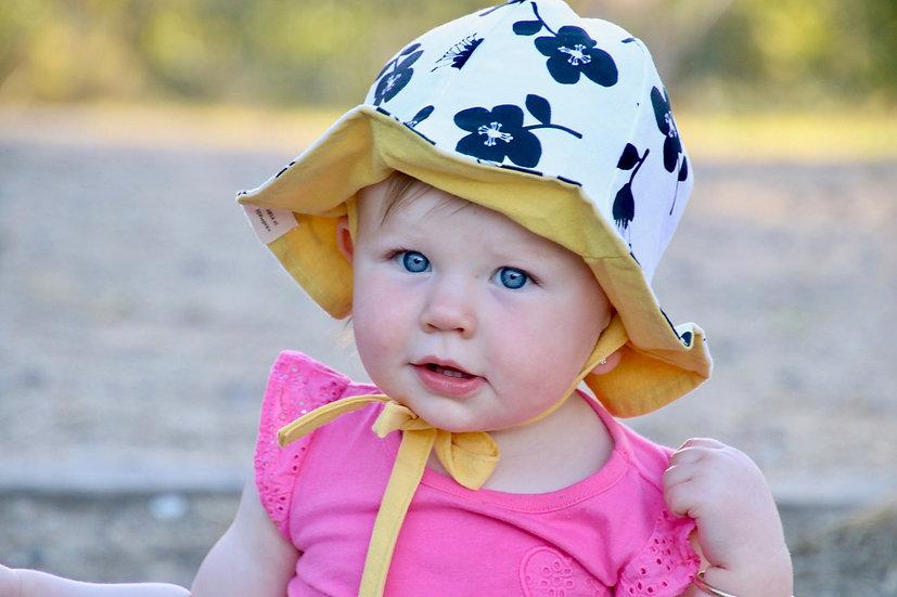 Modern Flower Bucket Hat