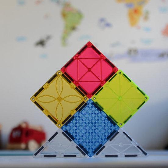 Magbrix Magnetic Brick Tiles