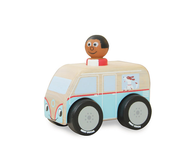 Mini Colin Camper Van