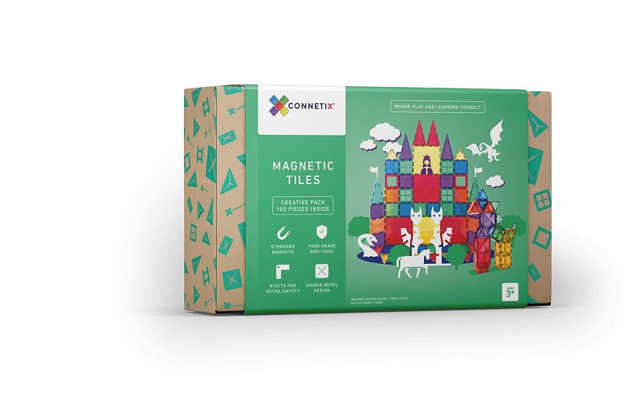 Connetix Tiles 100 Piece Set
