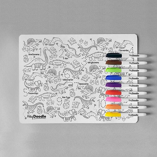 Hey Doodle - Dinoroar