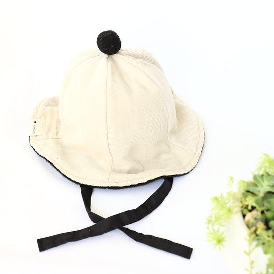 Corduroy Winter Bucket Hat