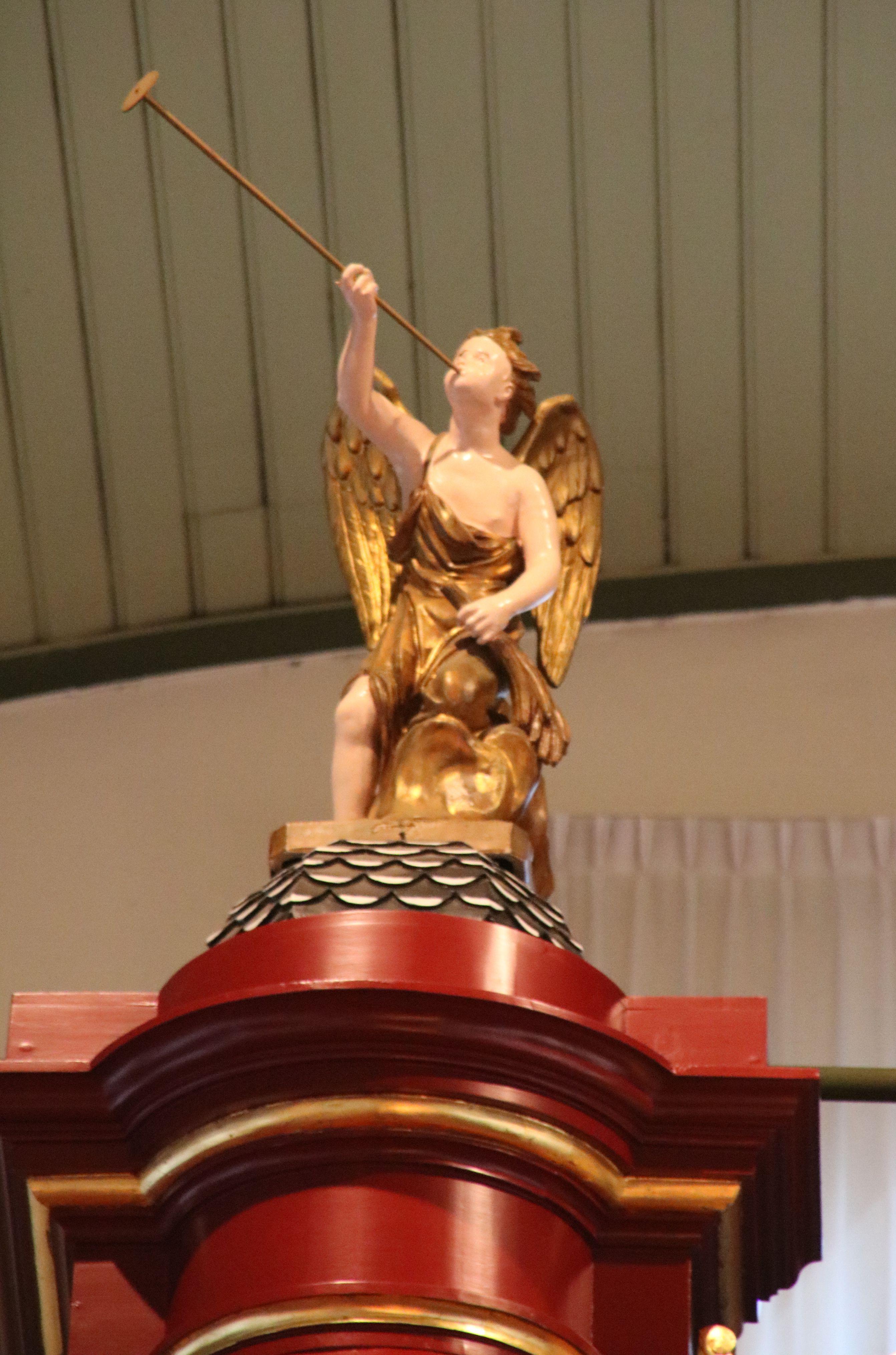 Orgel (detail)