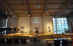 Kerkzaal liturgisch centrum