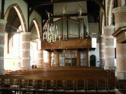 Brugkerk orgel