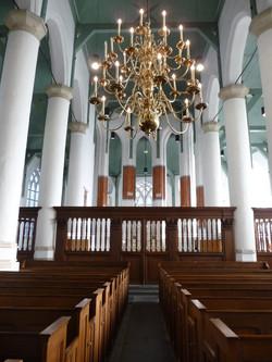 Petruskerk - gangpad