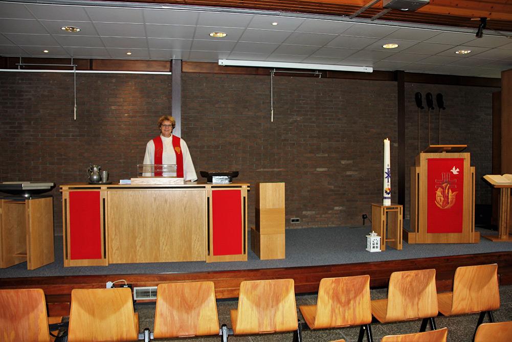 Presentatie liturgische kleden