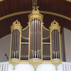 Opstandingskerk - Orgel