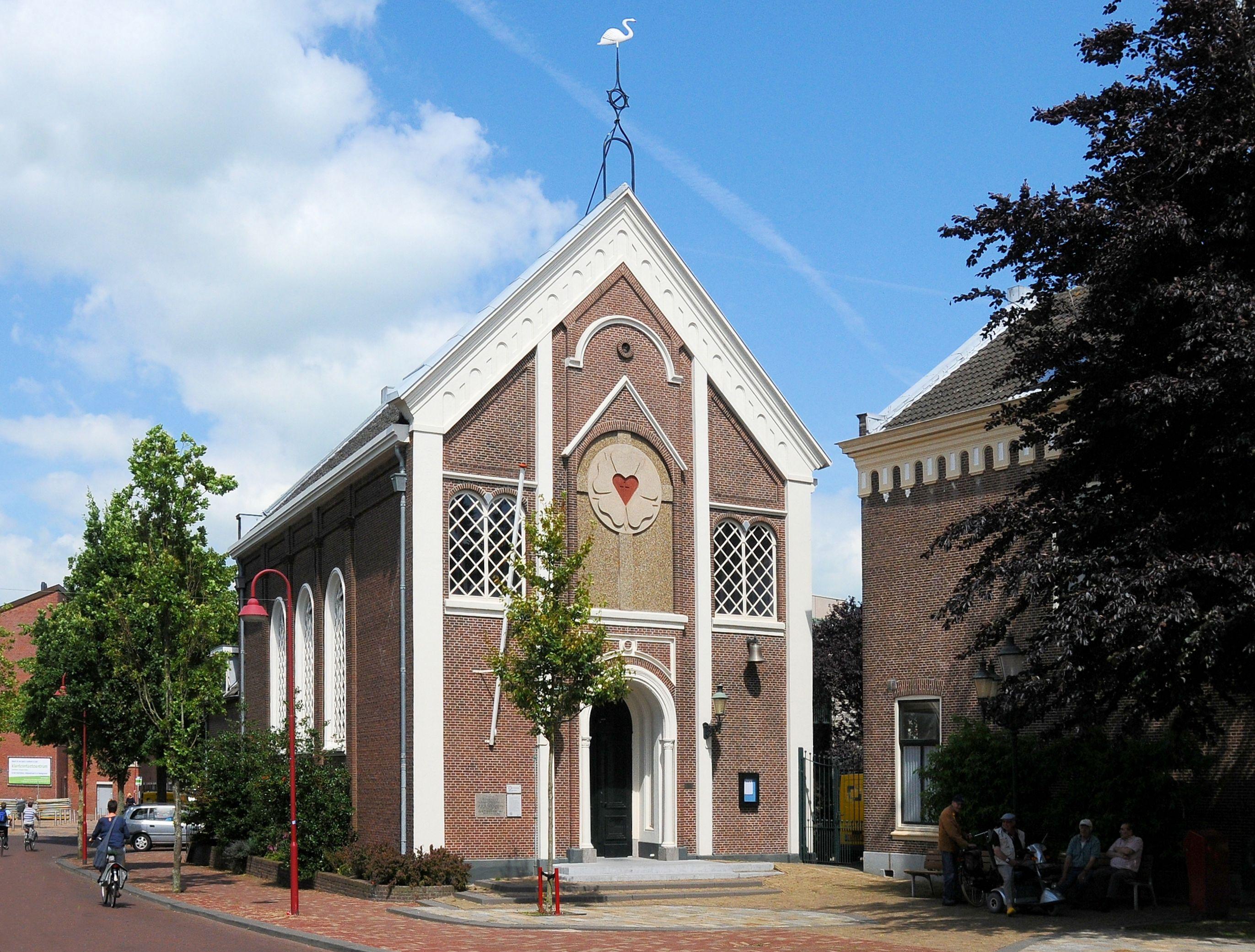 Lutherkerk exterieur