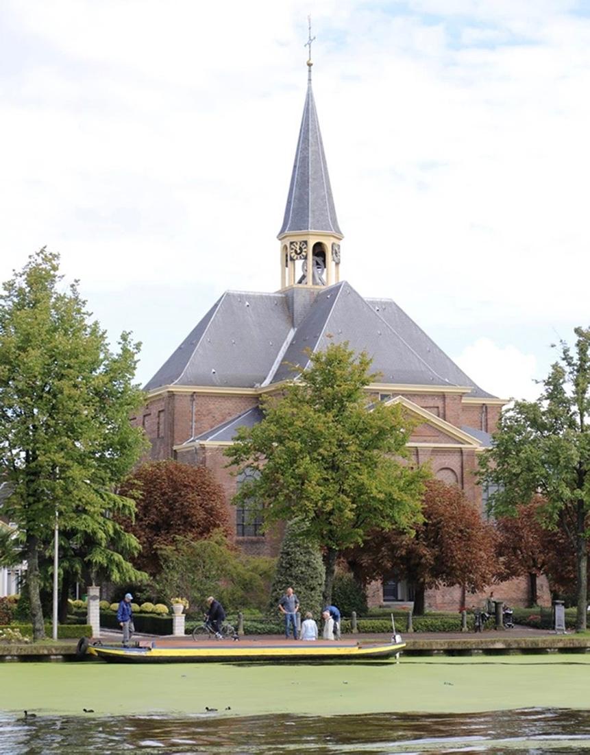 Oudshoornse Kerk Alphen A