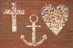De Rank, Geloof - Hoop - Liefde