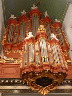 Petruskerk - Orgel