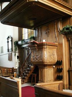 Brugkerk preekstoel