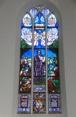 Petruskerk - Gedenkraam Jan de Bakker