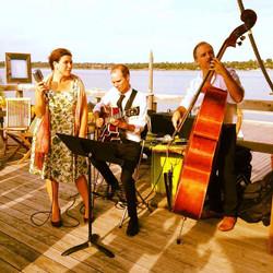 Simone Bastani Trio on Öland