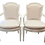 Thumbnail: French Louis XVI Fauteuil in White Lacquer and New Sunbrella White Upholstery