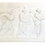 Thumbnail: Vintage French Classical Plaster Frieze With Figures
