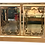 Thumbnail: 1950s Hollywood Regency Mirrored Bar Cabinet