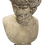 Thumbnail: French Cast Stone Bust of David