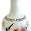 Thumbnail: Asian Bud Vase With Hand Painted Birds and Floral Pattern