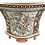 Thumbnail: Rose Medallion Cachepot With Plate Base
