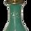 Thumbnail: Asian Green Enamel on Metal Vase Table Lamp