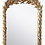 Thumbnail: Hollywood Regency Palm Carved Mirror