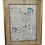 Thumbnail: 1960s Picasso Green Ink Figures Lithograph