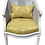 Thumbnail: Classic French Louis XVI Barrel Chair
