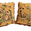 Thumbnail: Chinoiserie Asian Scenes Decoration Pillow - a Pair