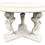 Thumbnail: Classical Stone Round Patio Table on a Pedestal