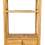 Thumbnail: Pencil Reed Rattan Etagere With Two Door Storage