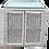 Thumbnail: Boho Chic Two Door Rattan Bar Cabinet